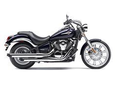 What I would love to have..........#Kawasaki #Motorcycle 2012 Vulcan 900 Custom