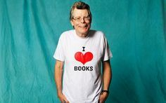 Tweet Tweet - A round-up of Stephen King's Book Recommendations from Twitter.