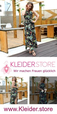 Maxi Sommerkleider günstig Online kaufen – jetzt bis zu -87% sparen be3a66cbb4