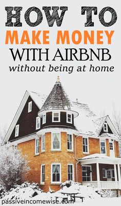 In this post, you will learn how to make money with Airbnb by automatizing everything. You don't need to be at home when your guest check-in or check-out.