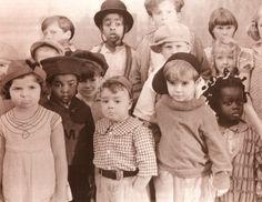 The Little Rascals.