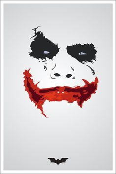 Minimalist Bane Set � batman, joker, bane