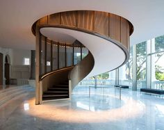 It's Okay to Stair: Products and Fabricators of Beautiful Staircases - Architizer
