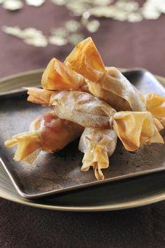 Apéritif : des recettes d'apéritif pour prendre l'apéro : Bonbons dinde foie gras, recette des bonbons dinde foie gras