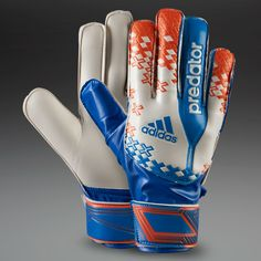 Cool Goalie Gloves!