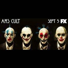American Horror Story Cult premieres September 5th