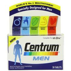 Centrum Multivitamin Men Tablets - Pack Of 30 By Herbal Medicos FREE HOME DELIVERY ANY WHERE IN PAKISTAN CALL/WHATSAPP : 03353147334 DELIVERY TIME 01 TO 02 DAYS FOR BOOKING NOW VISIT : www.herbalmedicos.com