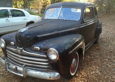 Super Coupe: 1946 Ford Super 8 Project - http://barnfinds.com/super-coupe-1946-ford-super-8-project/