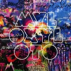 Mylo Xyloto-Coldplay--- I am addicted to this album! But Coldplay in general is a favorite. Cd Cover, Album Covers, Cover Art, Coldplay New Album, Coldplay Hits, Coldplay Music, Lps, Rock Music, Vinyls