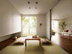 吊押入れ - Google 検索 Modern Japanese Interior, Japanese Interior Design, Japanese Home Decor, Asian Interior, Japanese House, Japanese Design, Tatami Room, Room Divider Doors, Living Styles