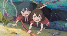 Trailer: gkids sets theatrical dates for studio ponoc short film anthology 'modest heroes' Manga Anime, Anime Art, Otaku, Anthology Film, Short Film Festivals, The Secret World, Hero Movie, Kawaii, Cute Gif