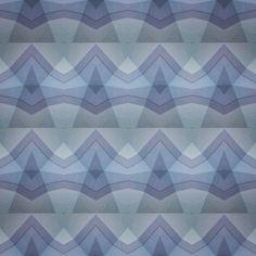 Geometría Azul  | Blue Geometricx Pol(dibujo | drawing)
