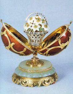 Faberge Egg Art / Ideas️ :More At FOSTERGINGER At Pinterest