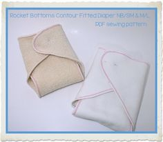 This free pattern is for making a contour style diaper. There are no elastic, snaps or hook and loop closures on this style of diaper. It is meant to be sewn with soft and stretchy fabrics. You can...