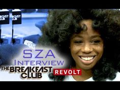 SZA Interview at The Breakfast Club Power 105.1 (5/13/2014): I LOVE HER!! Sza is just the cutest!! lol