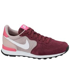 online store 5a419 ea0e6 Nike - Damen Sneaker Internationalist villain red white Sneaker Damen, Nike  Schuhe, Turnschuhe