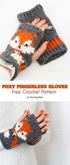 56 Ideas Crochet Gloves For Boys Fingerless Mitts Crochet Patterns Free Women, Crochet Hat For Women, Crochet Amigurumi Free Patterns, Knitting Patterns, Free Knitting, Crocheting Patterns, Crochet For Boys, Crochet Tutorials, Knitting Ideas