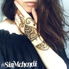 #SiaMehendi #РосписьХной #Мехенди