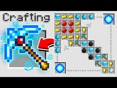 7 Crafting Recipes Ideas Crafting Recipes Minecraft Mods Minecraft 1