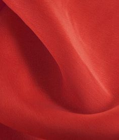 Dark Red Chiffon Fabric