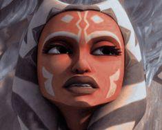 Star Wars Icons, Ahsoka Tano, Clone Wars, Stars, Women, Sterne, Star, Woman