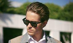 Men's hairstyle - Long haircut