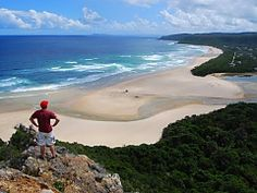 Book your slackpacking adventure today with Tsitsikamma Mountain Trail on the Garden Route of South Africa - Dirty Boots Tsitsikamma National Park, Rocky Shore, Trail Guide, Mountain Trails, Adventure Activities, Wildlife Nature, World Heritage Sites, Hiking Trails, South Africa