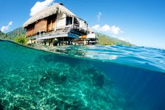 9 Overwater Villas So Stunning You'll Cry
