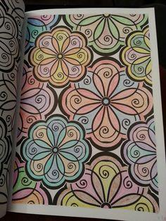 100 coloriages anti-stress - Hachette