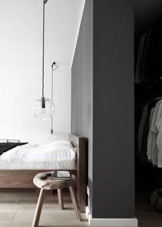 Déco chambre: 17 chambres parentales avec dressing - Marie Claire Maison