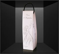 Champagne Ellner  packaging with Soft Touch by Derprosa