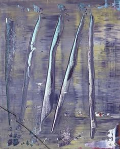 Abstract Painting, 1996, by Gerhard Richter