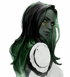 Gamora - Monika Palosz - Visit to grab an amazing super hero shirt now on sale!