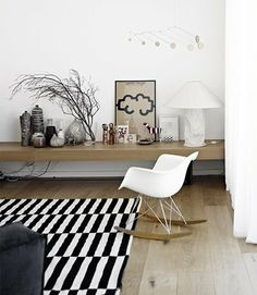 Calm Barcelona home - via Coco Lapine Design