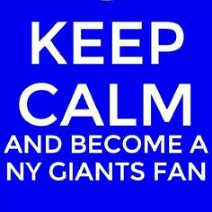 Ny giant's.