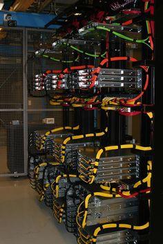 Beautiful Web Hosting Datacenter Images | UnixNewbie.org
