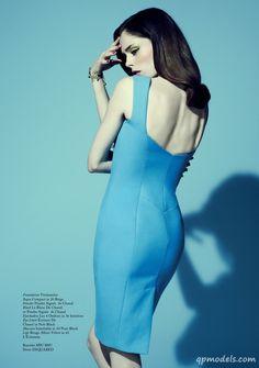 Coco Rocha for Glass Magazine #13 (Spring 2013) - http://qpmodels.com/american-models/coco-rocha/1249-coco-rocha-for-glass-magazine-13-spring-2013.html