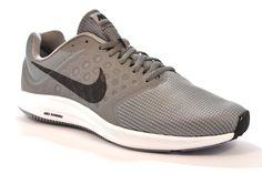 detailing 33876 f8261 NIKE 852459 009 DOWNSHIFTER NERO GRIGIO Uomo Sneakers RUNNING Ginnastica  Ragazzo