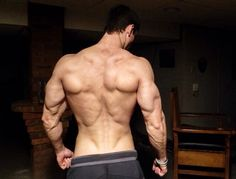 The body can be altered through hard work and proper nutrition.