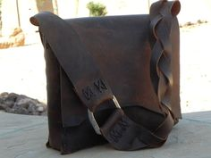 LOVE this leather bag! 1 of my faves!!!