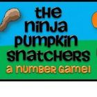 You never know who might be lurking around the pumpkin patch...It just might be those sneaky Ninja Pumpkin Snatchers!  Watch out and collect your f...