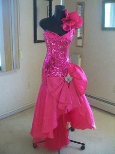 VINTAGE 80s PROM PARTY DRESS COME VISIT ME http://cgi.ebay.com/ws/eBayISAPI.dll?ViewItem=121091825024=STRK:MESE:IT