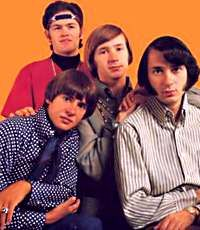 hey hey we're the Monkees...... Stan and I got to go see them 2 times when they came to Ft. Wayne. Just 3 of them toured when we saw them. Michael Nesmith wasn't traveling with them. Still great concerts! Also loved their tv show as a kid