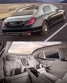 Mercedes Benz Maybach, Mercedes Benz Models, Luxury Motorhomes, Luxury Suv, Muscle Motors, Convertible, Luxury Private Jets, Daimler Ag, Car Interior Design
