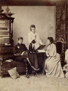 Elisabeth with Ferdinand Romanian Royal Family, Important People, European Countries, Kaiser, Ferdinand, Eastern Europe, Royalty, Zahn, Sissi