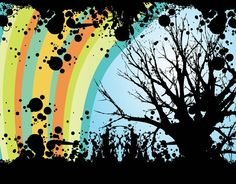 Tree Vector Graphics