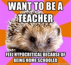 It's true too, but I've gotten over it~  #homeschool quotes