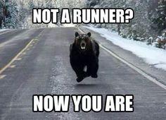 Yup...  I'm a runner now...