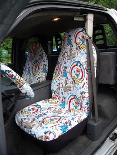 Spiderman Infant Car Seat Covers