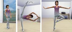 """confetti-ts4cc: """" 3 ballet poses for @budgie2budgie ! Download: http://www.simfileshare.net/download/224751/ budgie: gjorde som sagt några random efter googlereferens, hoppas du får nån nytta av dem! den tredje i bilden är menad som ett lågt hopp så..."""